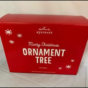 Hallmark New Keepsake Ornament Display Tree 2013